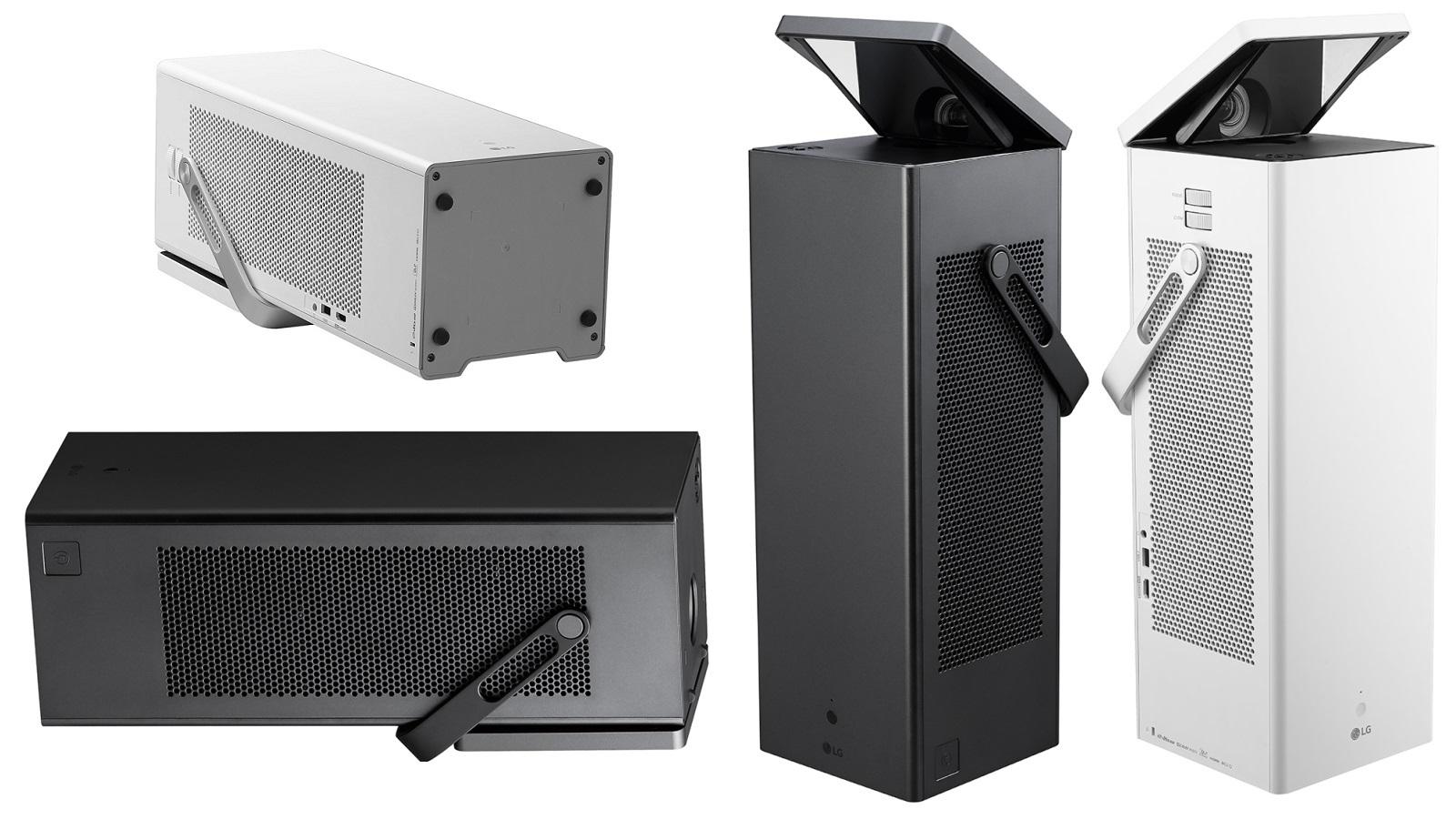 LG: új 4K UHD otthoni vetítő díjnyertes újszerű designnal