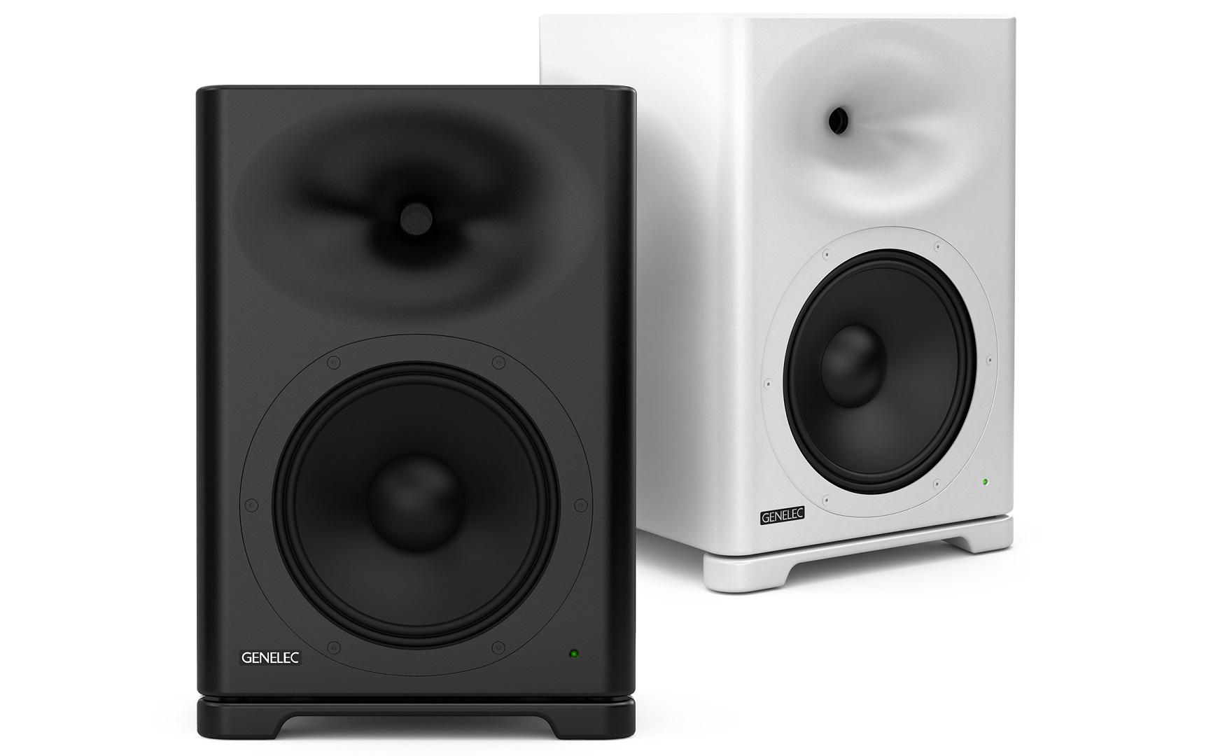 Genelec  itt az új nagy hangnyomású monitor hangsugárzó és mélynyomó ... 1e9229e164