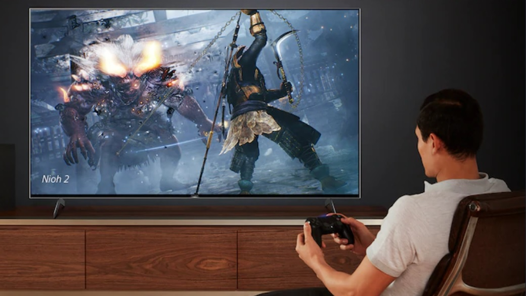 """""""Ready for PlayStation 5"""" BRAVIA TV"""