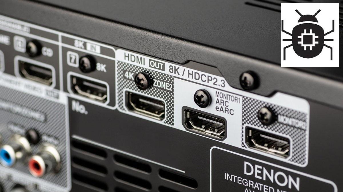 hibás HDMI 2.1