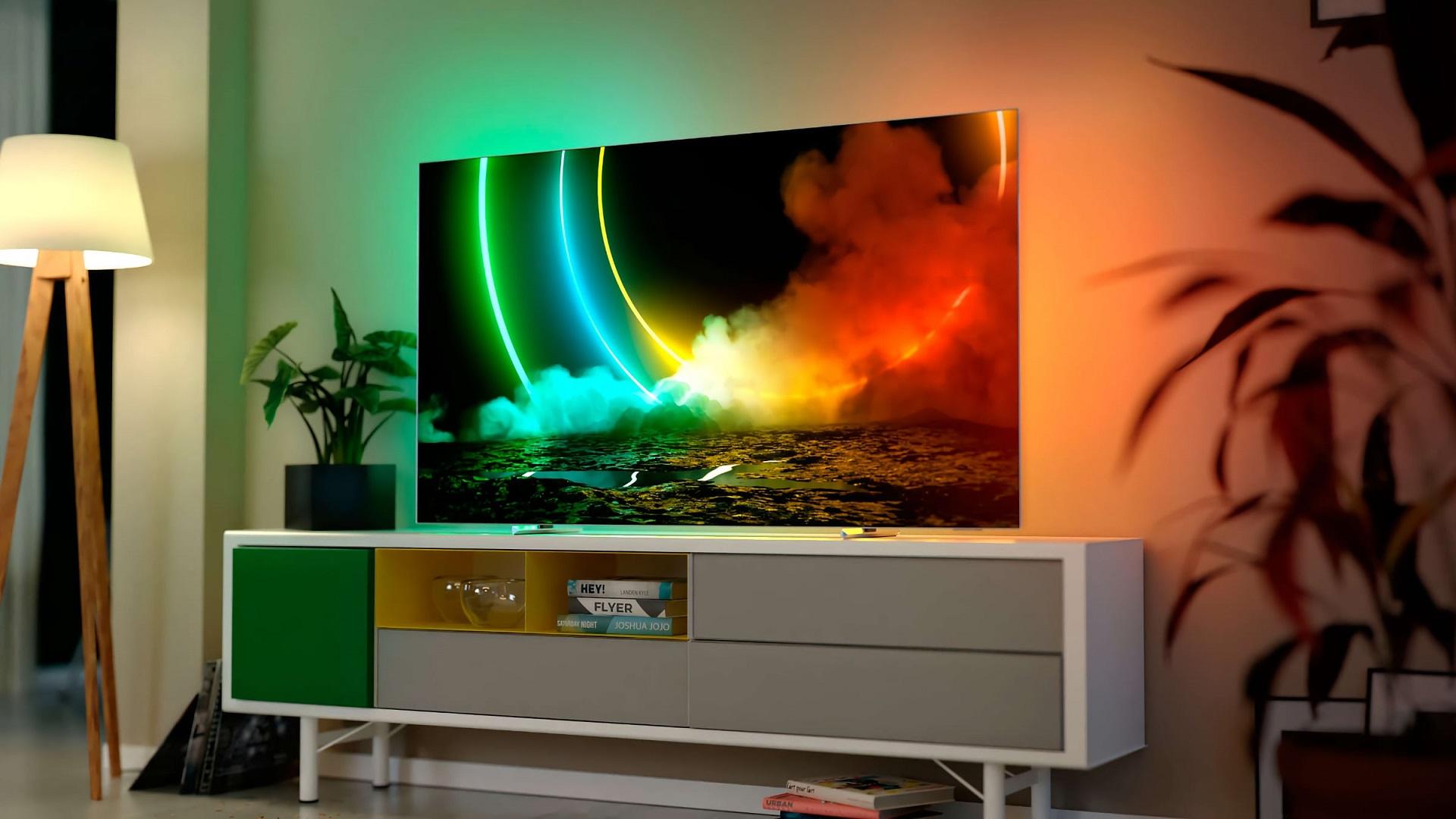 Philips OLED706 TV