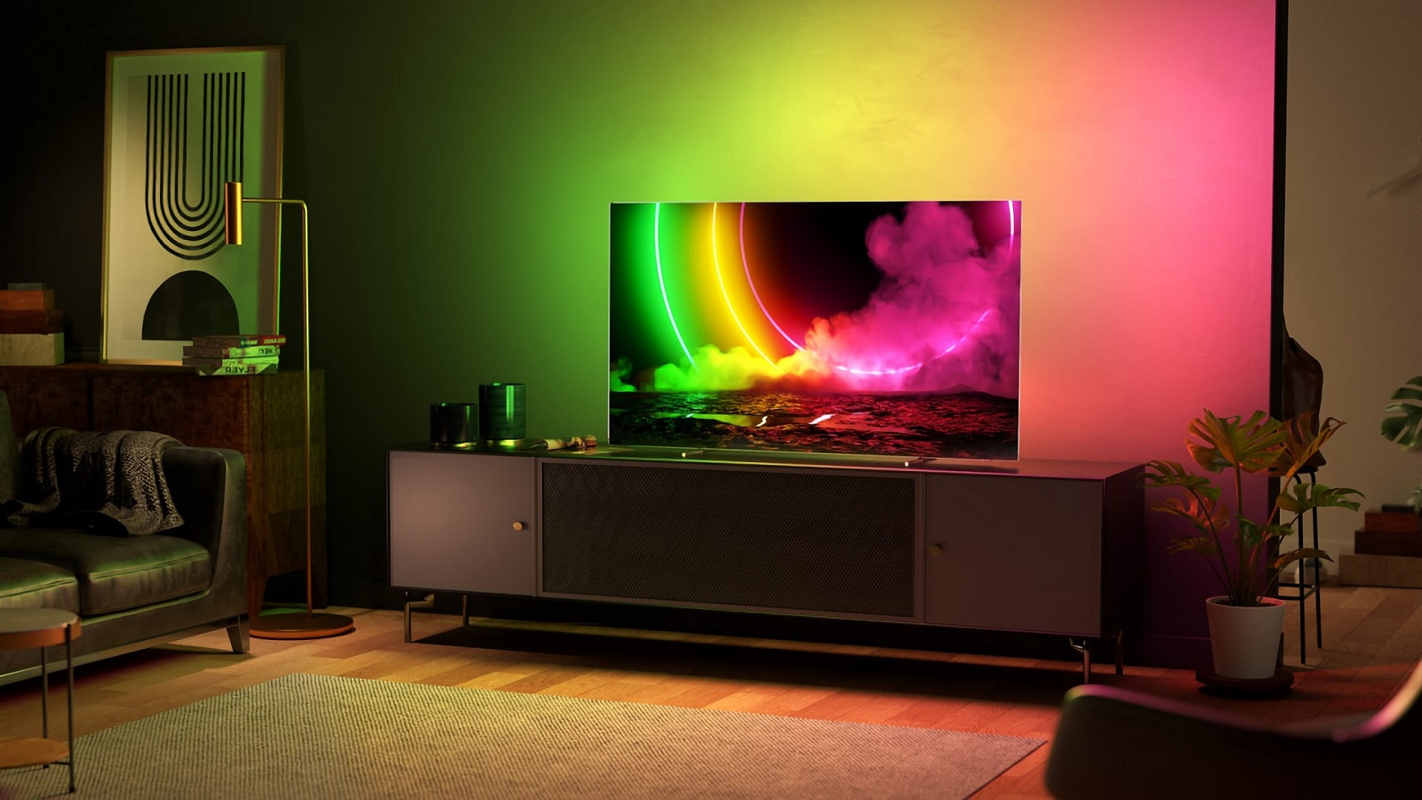 Philips OLED806 TV