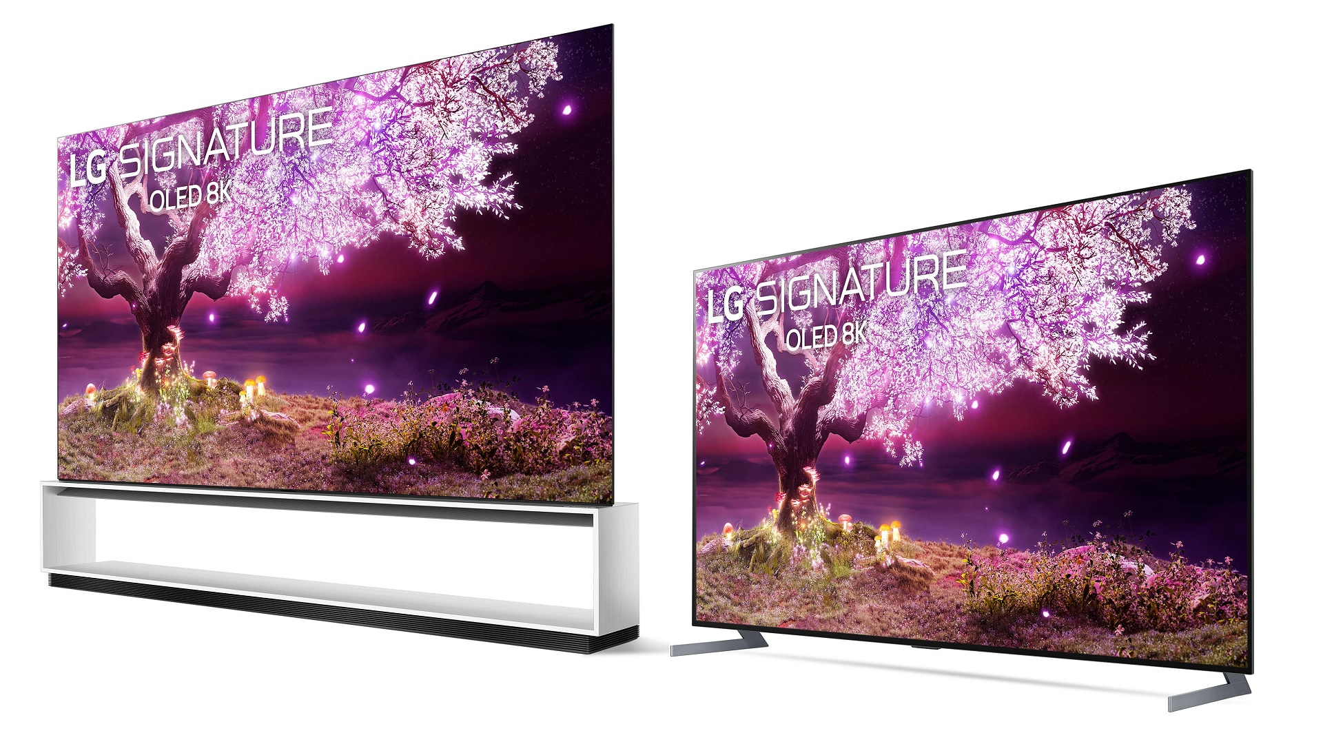 LG OLED Z1 TV 2021