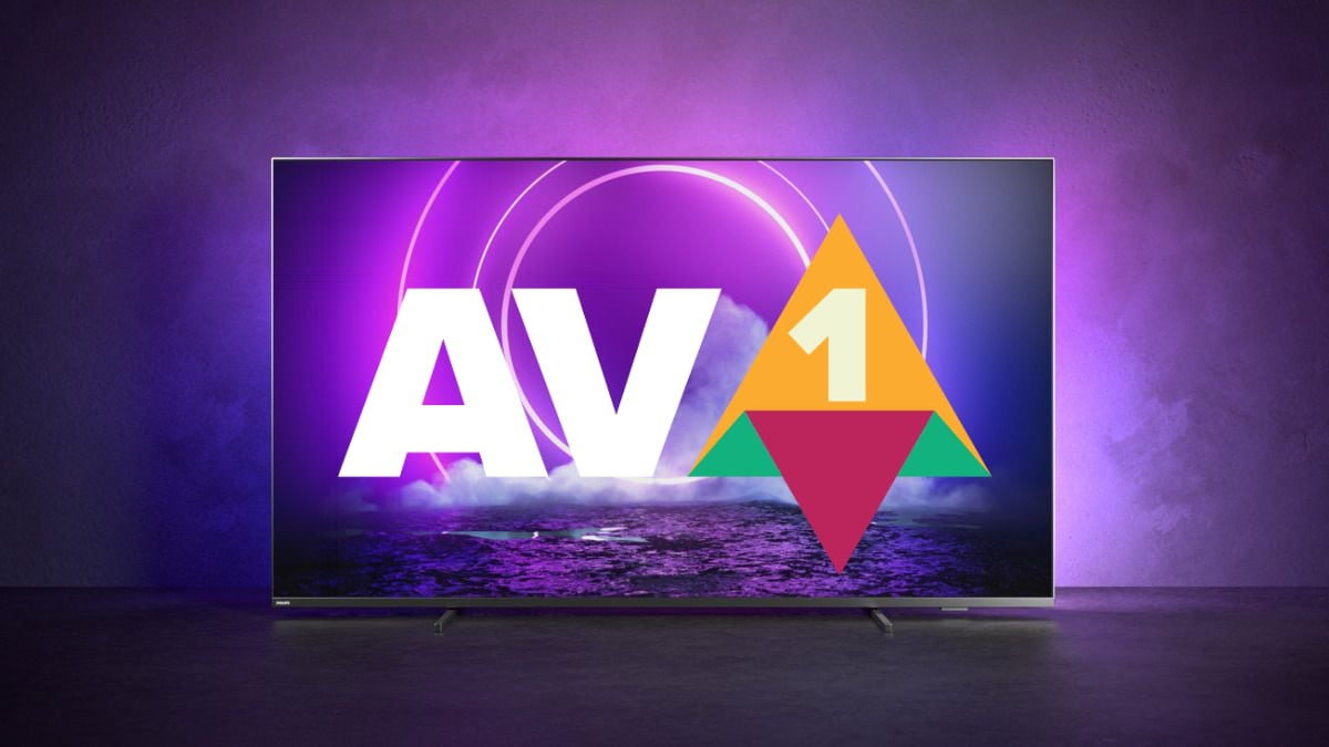 AV1, Android TV