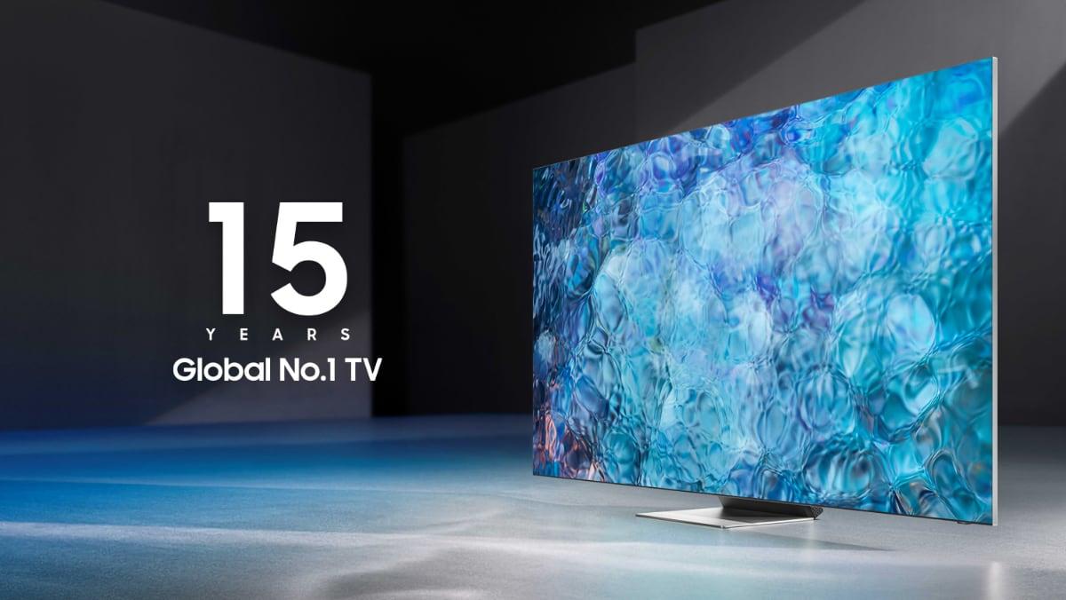 Samsung TV 15 év