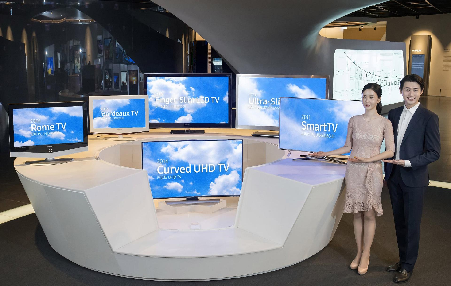 Samsung TV 2005-2014