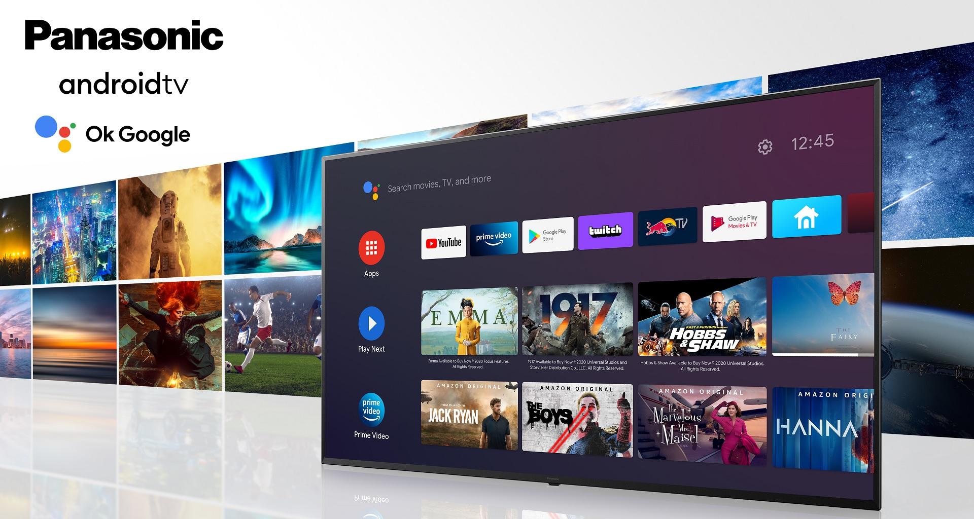 Panasonic Android TV