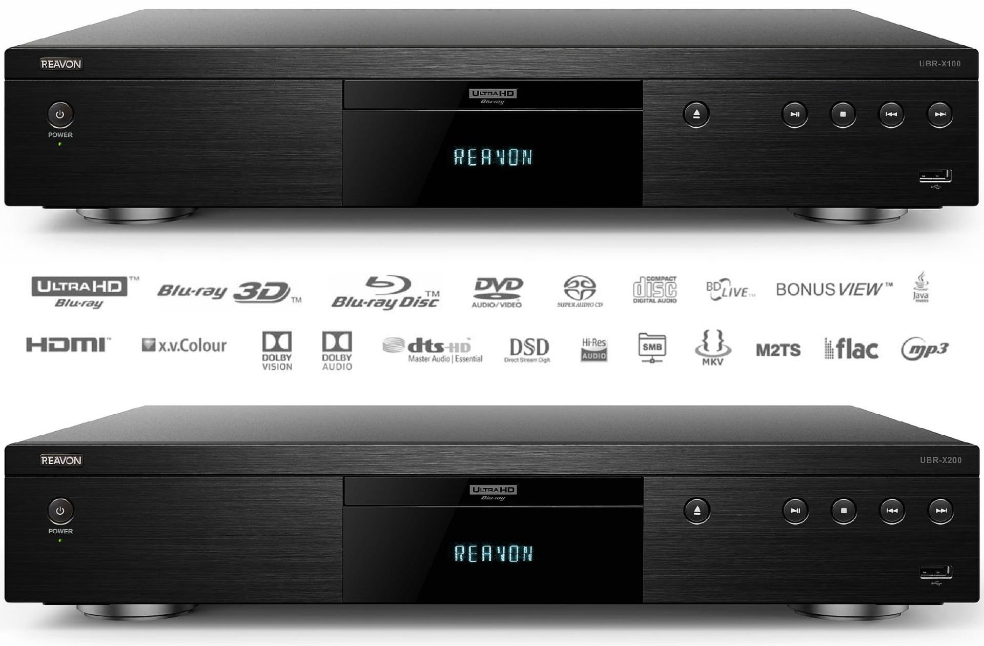 Ultra HD Blu-ray Reavon