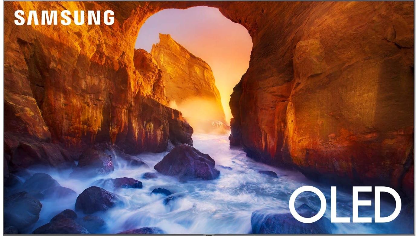 Samsung LG OLED TV