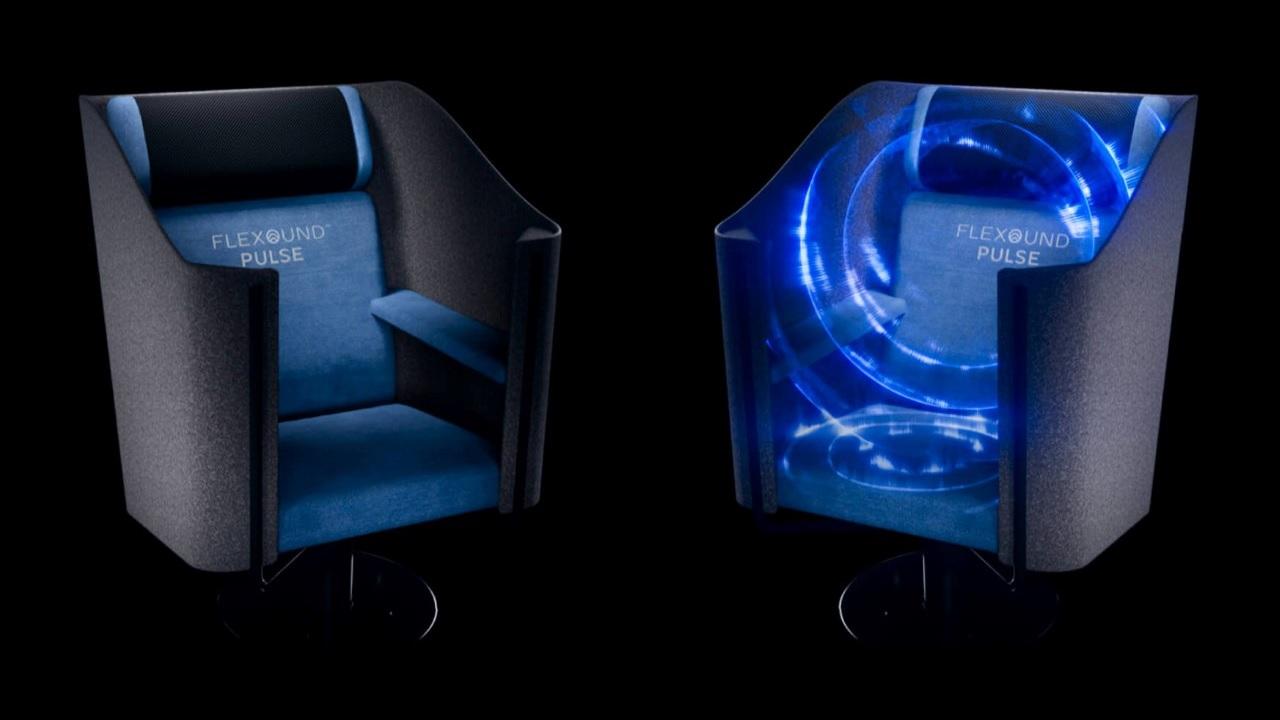 FLEXOUND Pulse szék