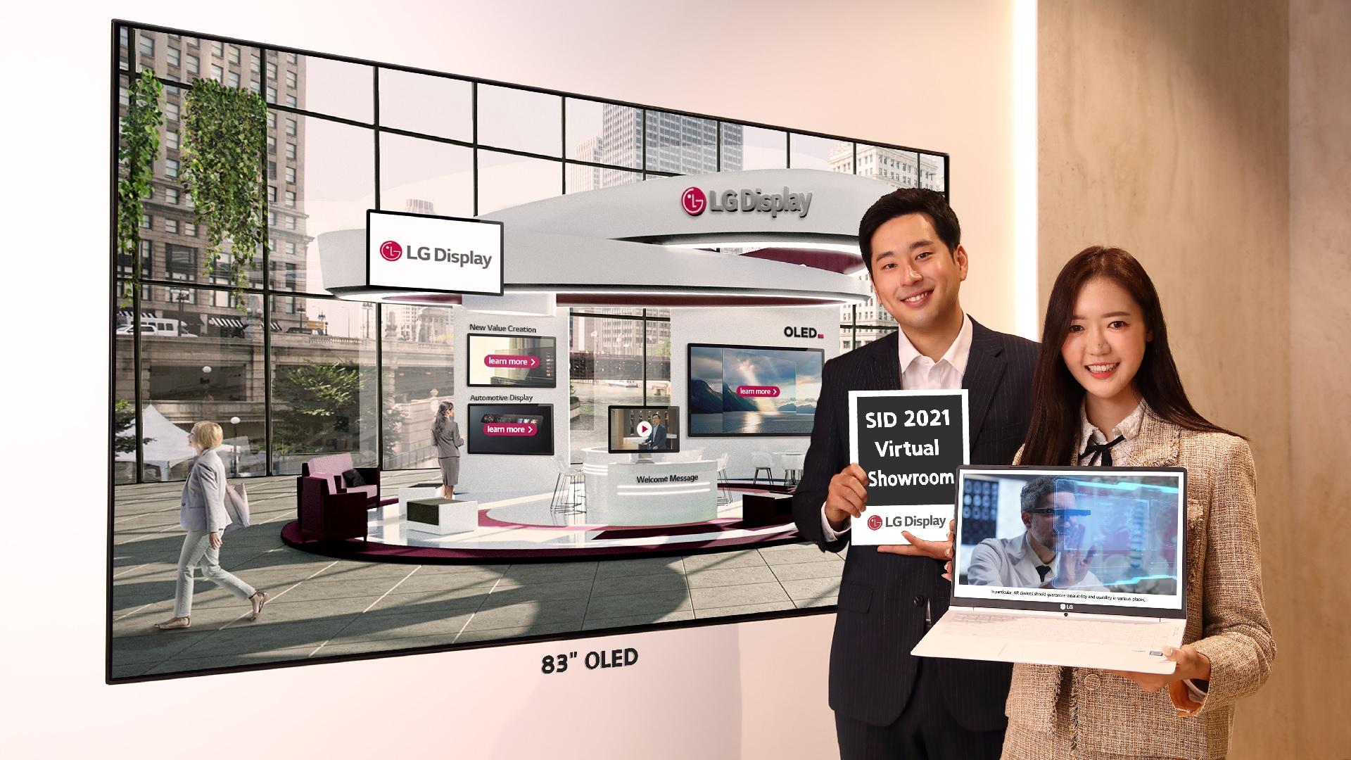 LG Diplay OLED SID2021