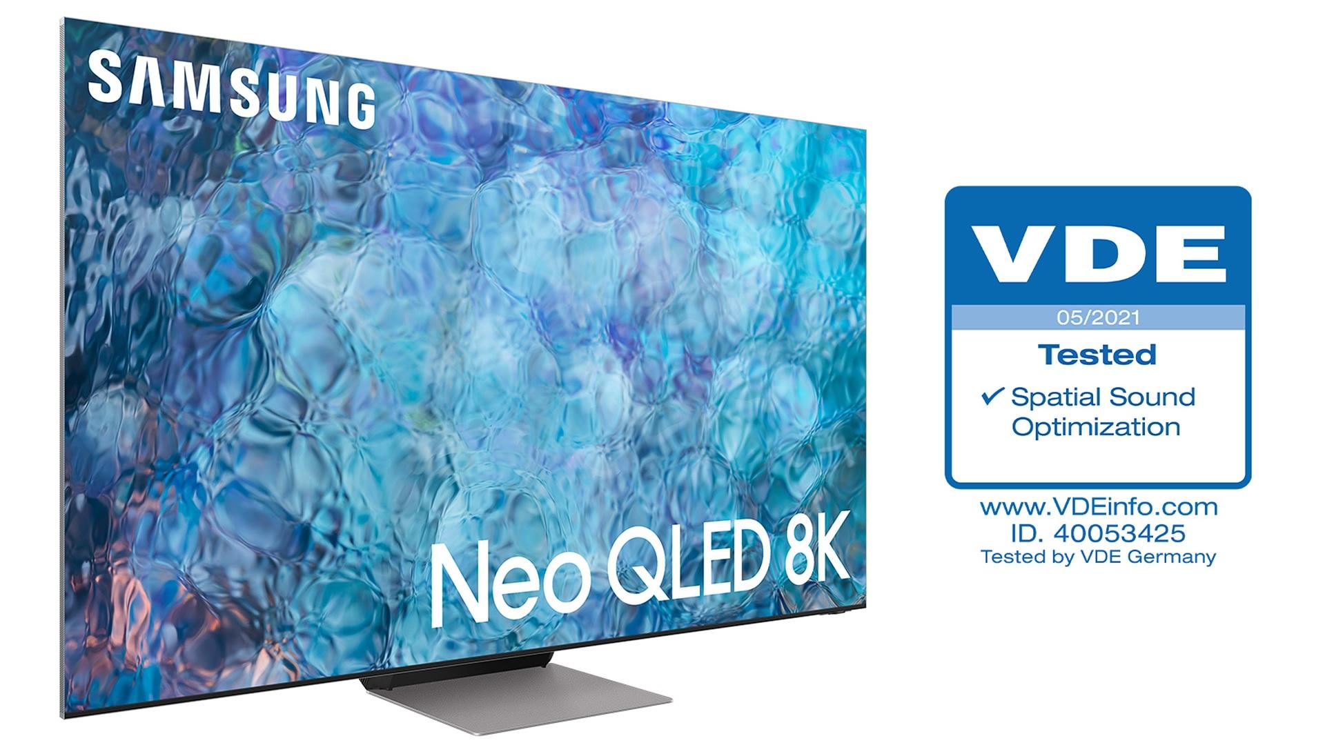 Samsung Neo QLED VDE Spatial Sound Optimization