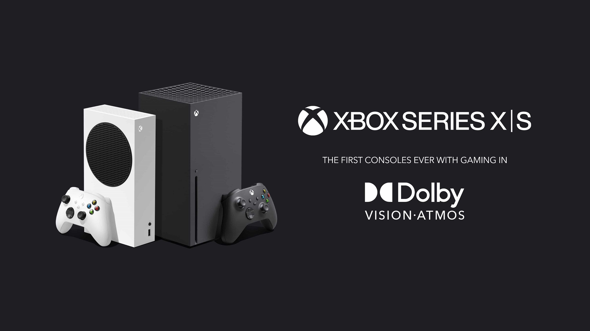 Xbox Series X/S: Dolby Atmos Dolby Vision