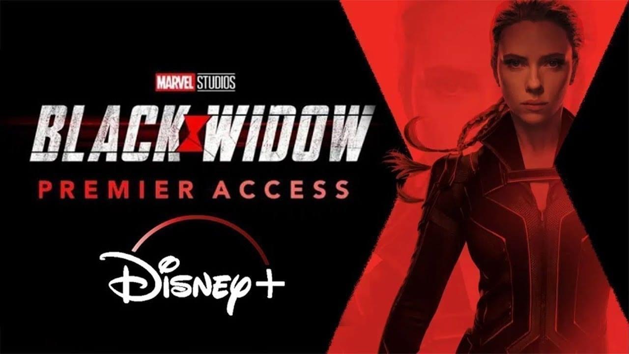 Disney+ Fekete Özvegy