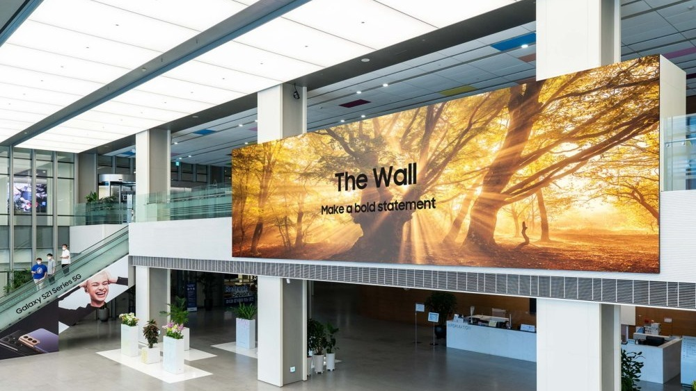 Samsung-2021-The Wall
