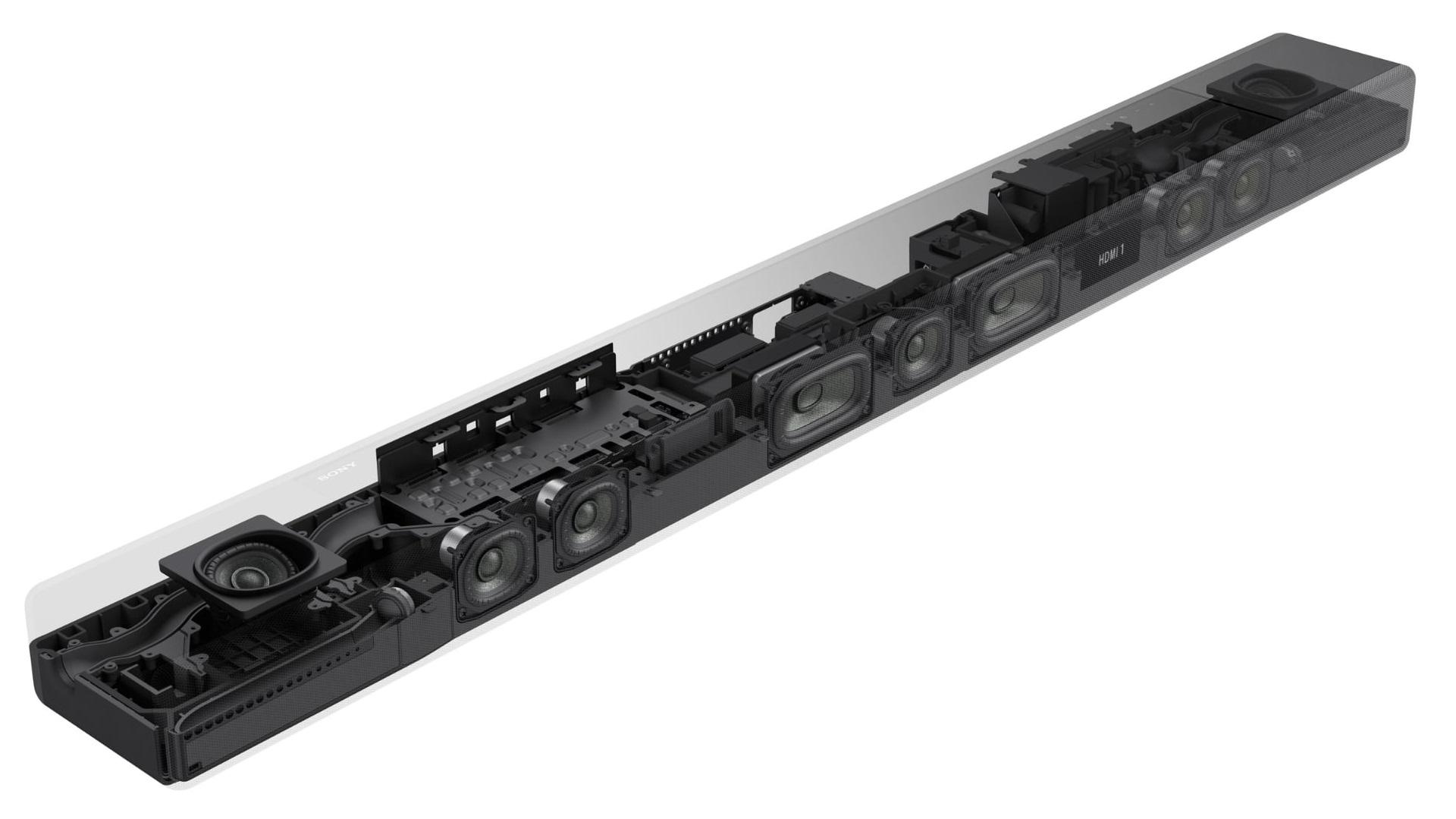 Sony HT-A7000 felépítés