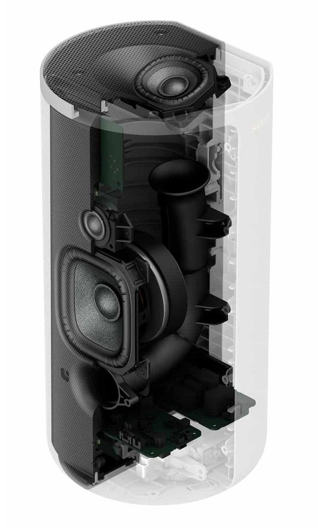 Sony HT-A9 felépítés