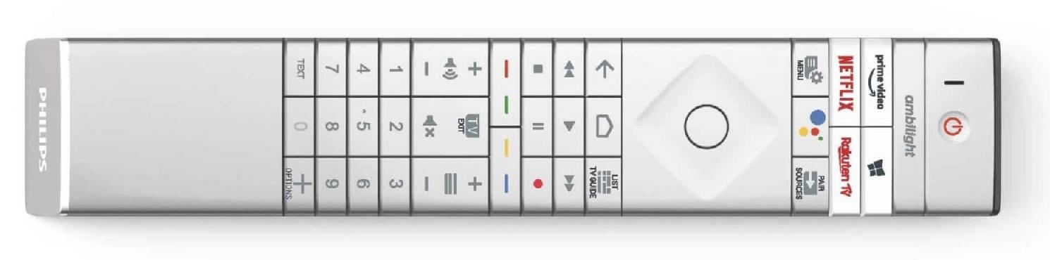 Philips OLED936 OLED986 távirányító