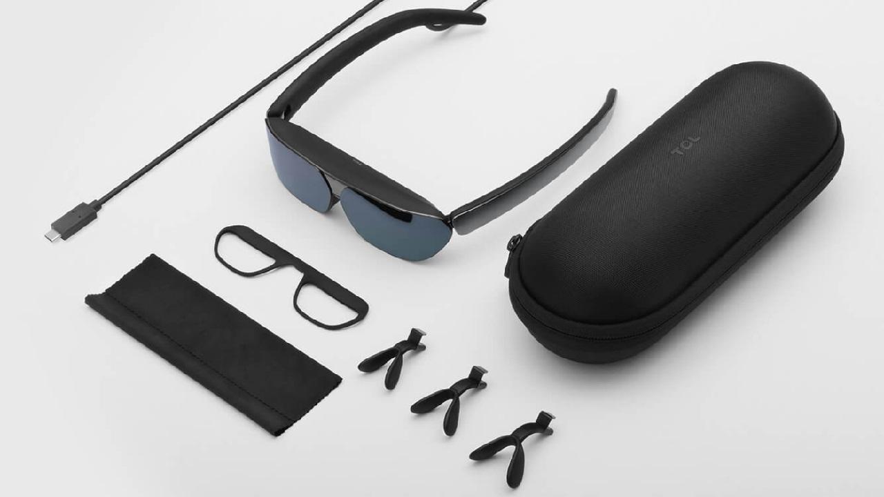 TCL NXTWEAR G okos-szemüveg-készlet