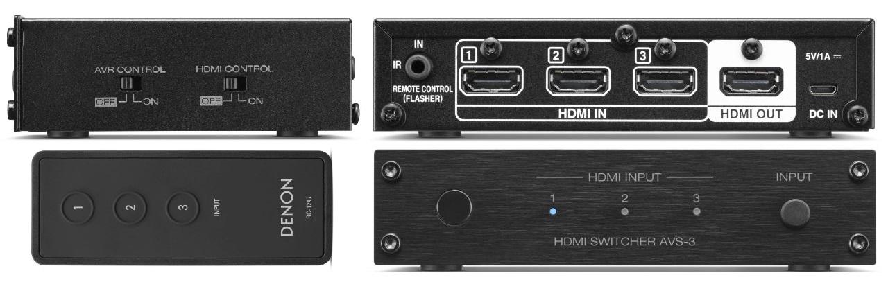 Denon-Marantz-8K-HDMI-váltókapcsoló-3