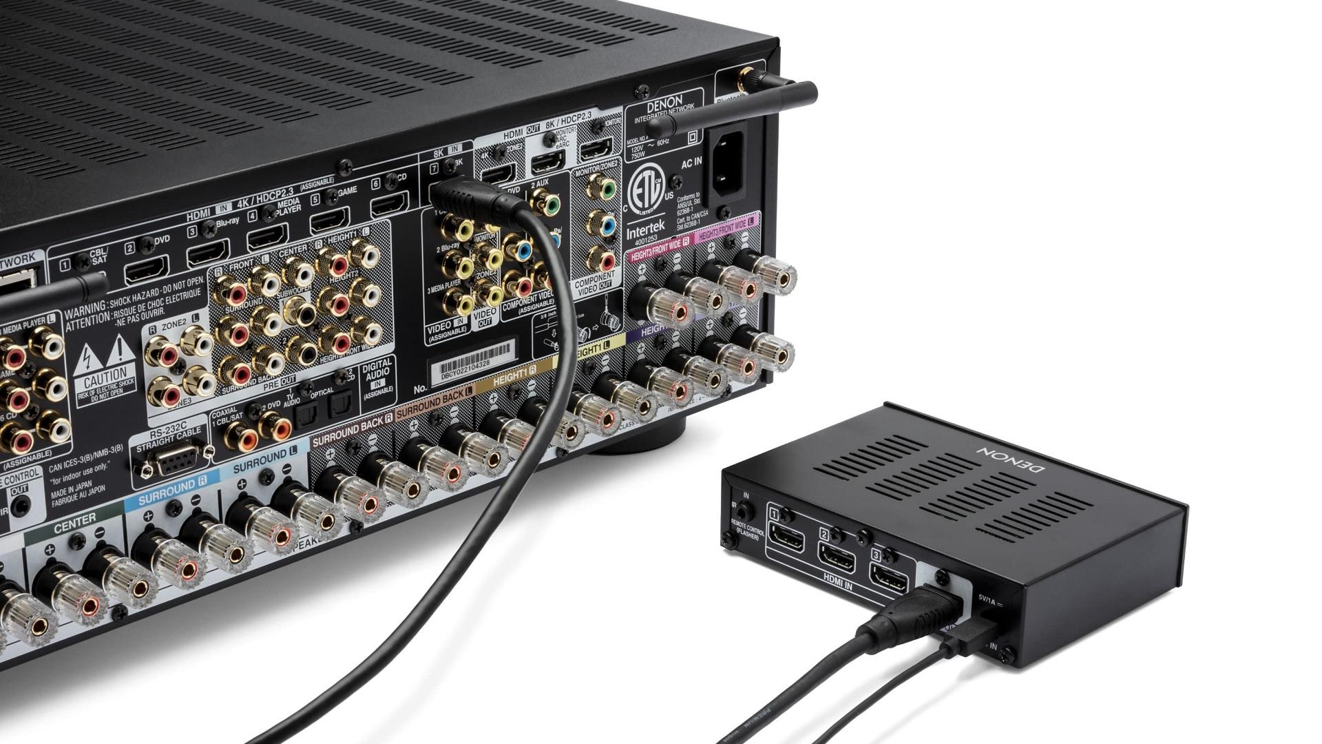 Denon-Marantz-8K-HDMI-váltókapcsoló-2