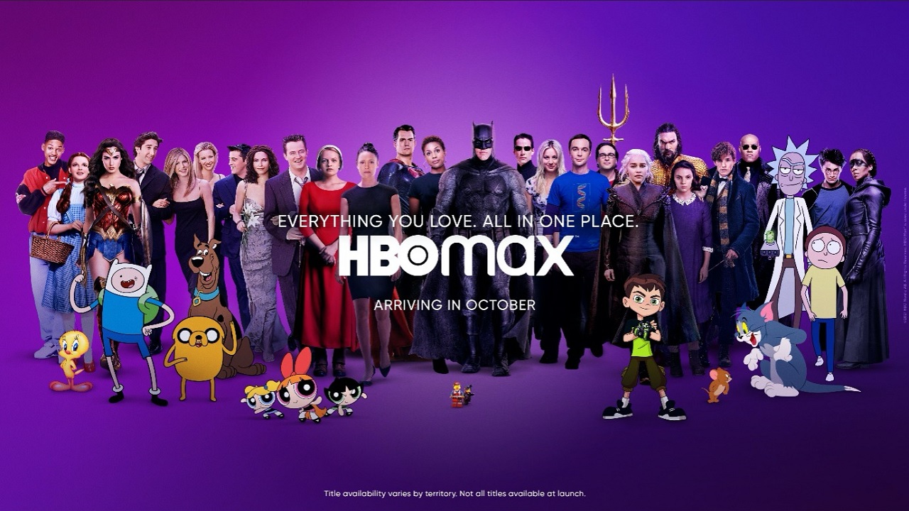 HBO Max 2021