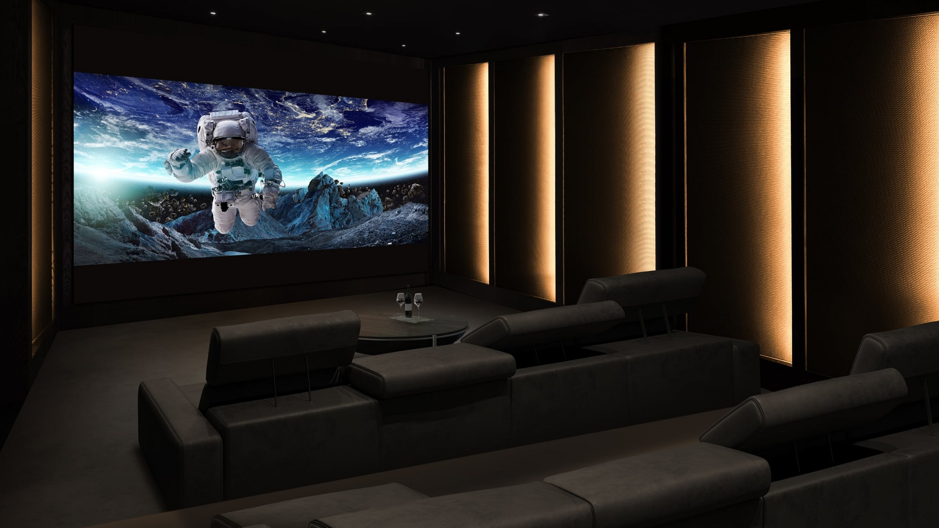 DVLED Extreme Home Cinema-házimozi