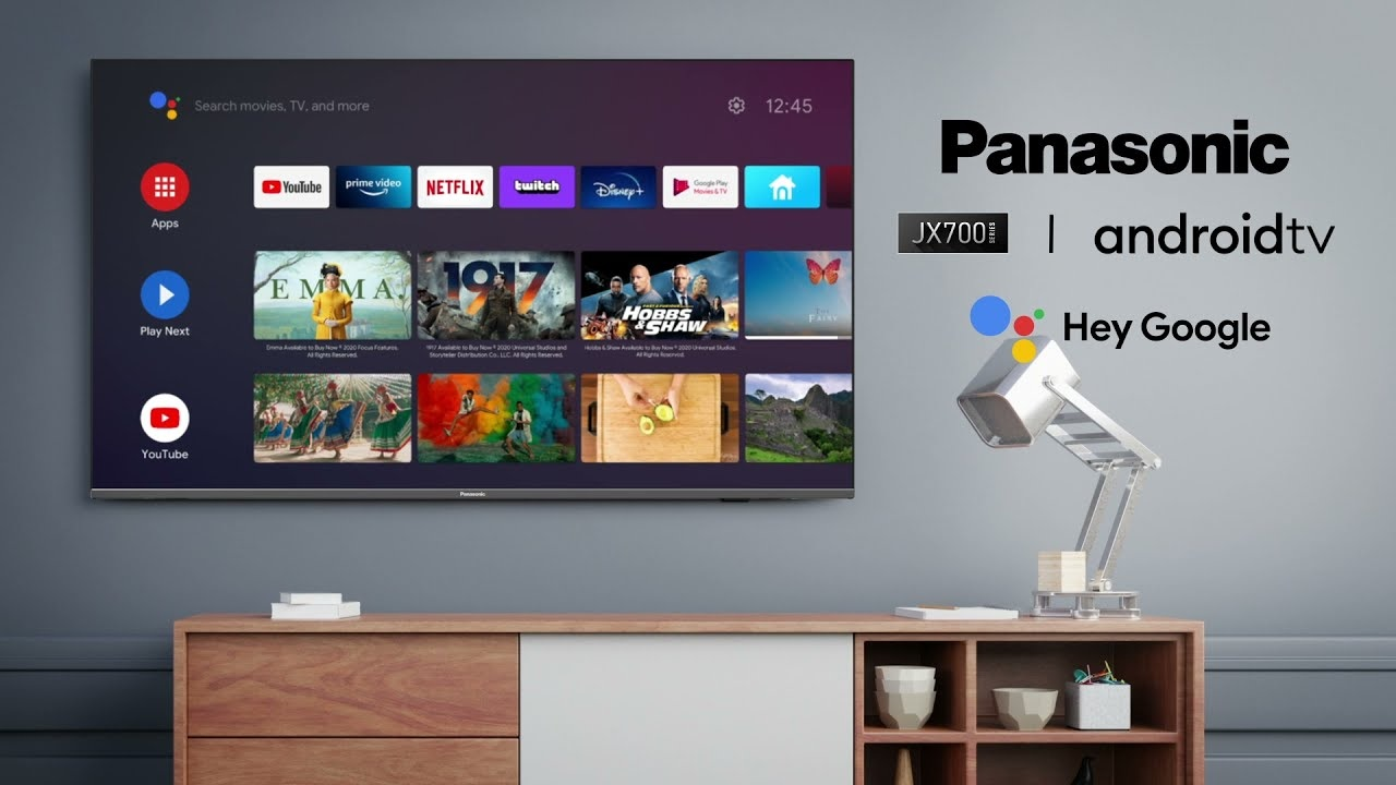 Panasonic JX700 Android TV