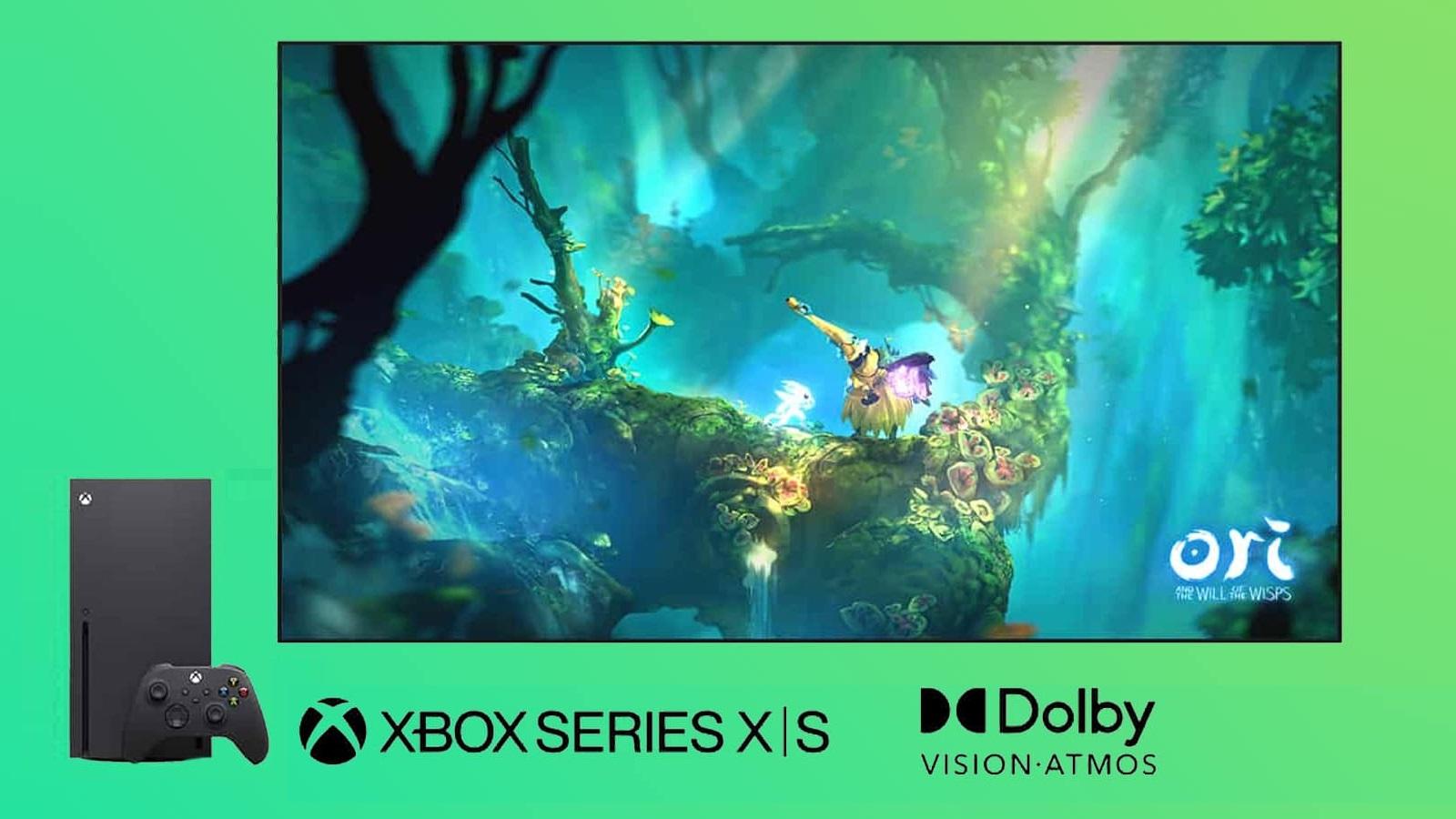 Xbox Series X-S Dolby