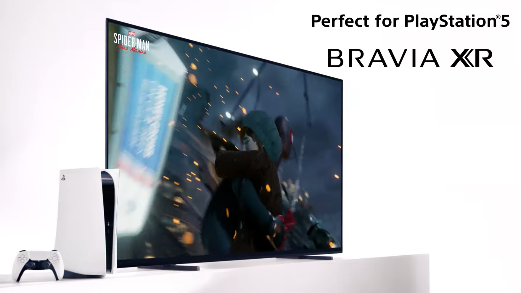 Perfect for PlayStation 5 BRAVIA XR