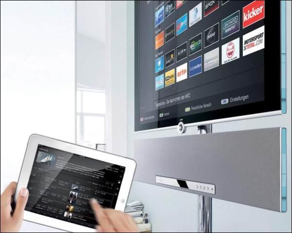 loewe okos tv ket t vvez rl alkalmaz sok ipad re hazimozi. Black Bedroom Furniture Sets. Home Design Ideas